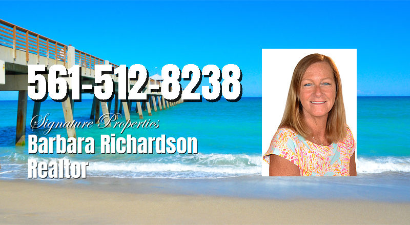 Barbara Richardson Realtor - JupiterFloridaUSA.com
