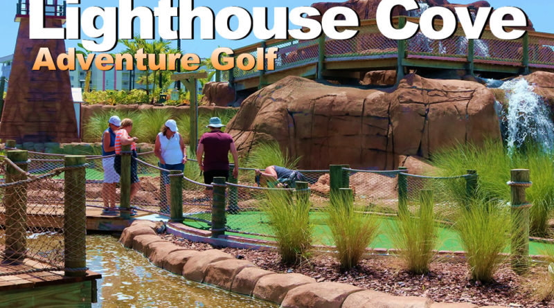 Lighthouse Cove Adventure Golf