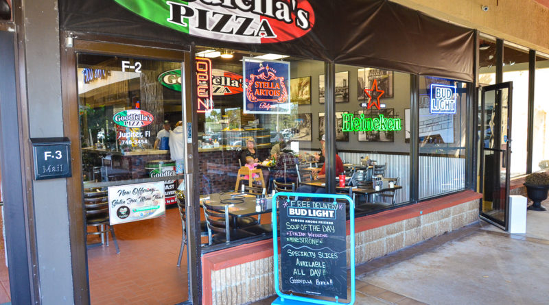 Goodfellas Pizza in Jupiter, Florida